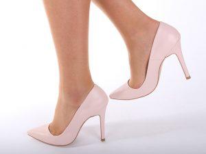 stiletto ayakabı, stiletto, bayan ayakkabısı