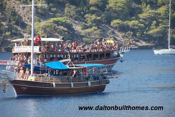 tekne turunun yararları, tekne turunun faydaları, tekne turunun etkileri