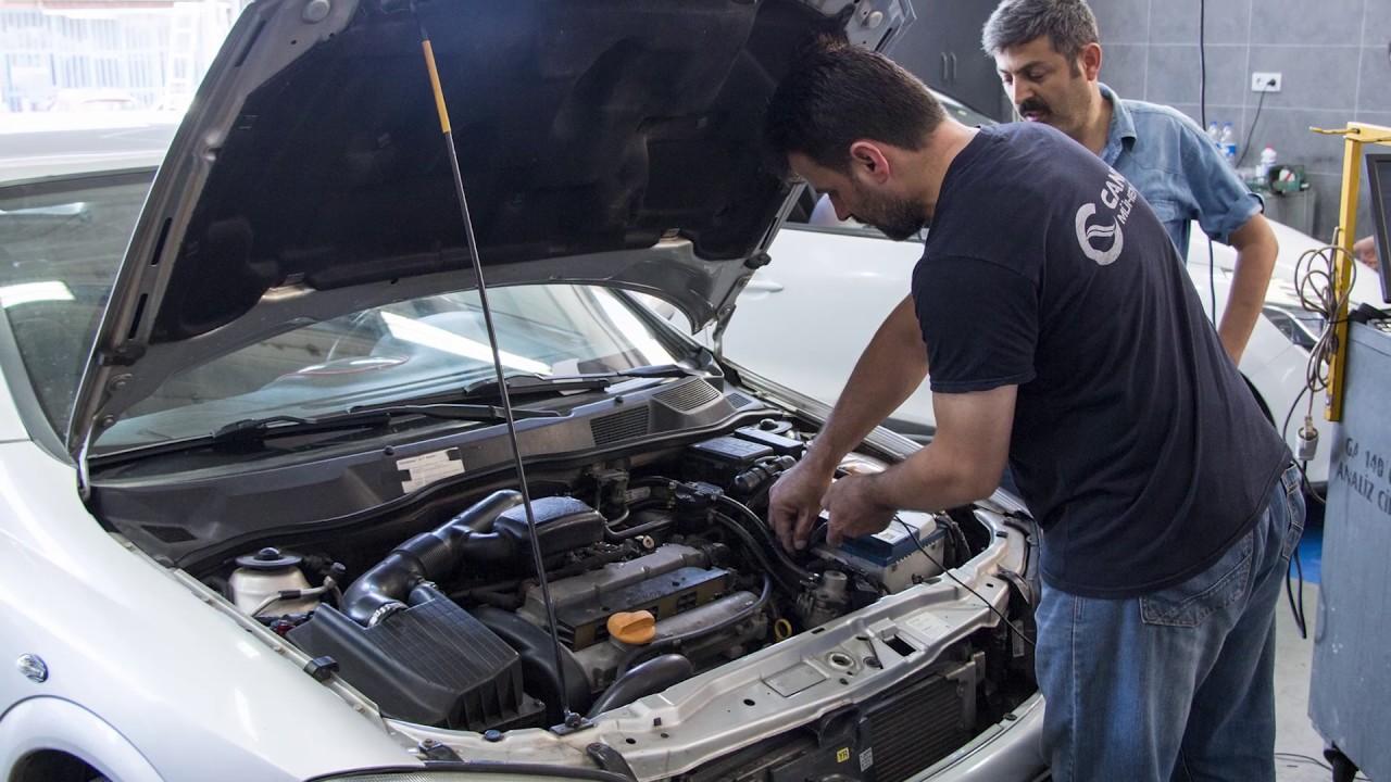 otogazlı araç bakımı, lpgli araç bakımı, otogazlı araçlarda yapılması gereken bakımlar